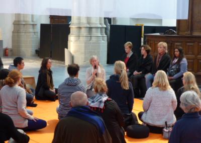 Samen mediteren