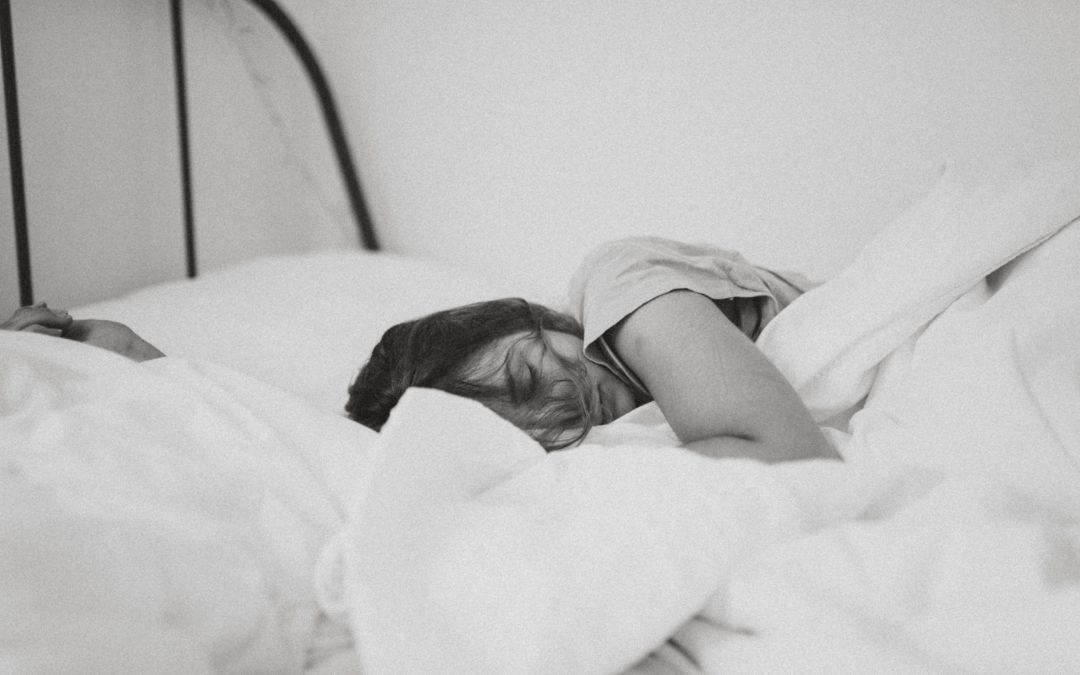 Onrustig slapen, wat je kunt doen! [5 Tips]